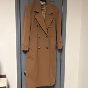 Preston & York Wool Coat